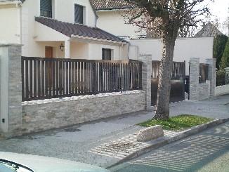 D coration exterieur for Carrelage pour facade exterieure
